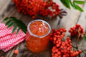 Vogelbeeren Marmelade