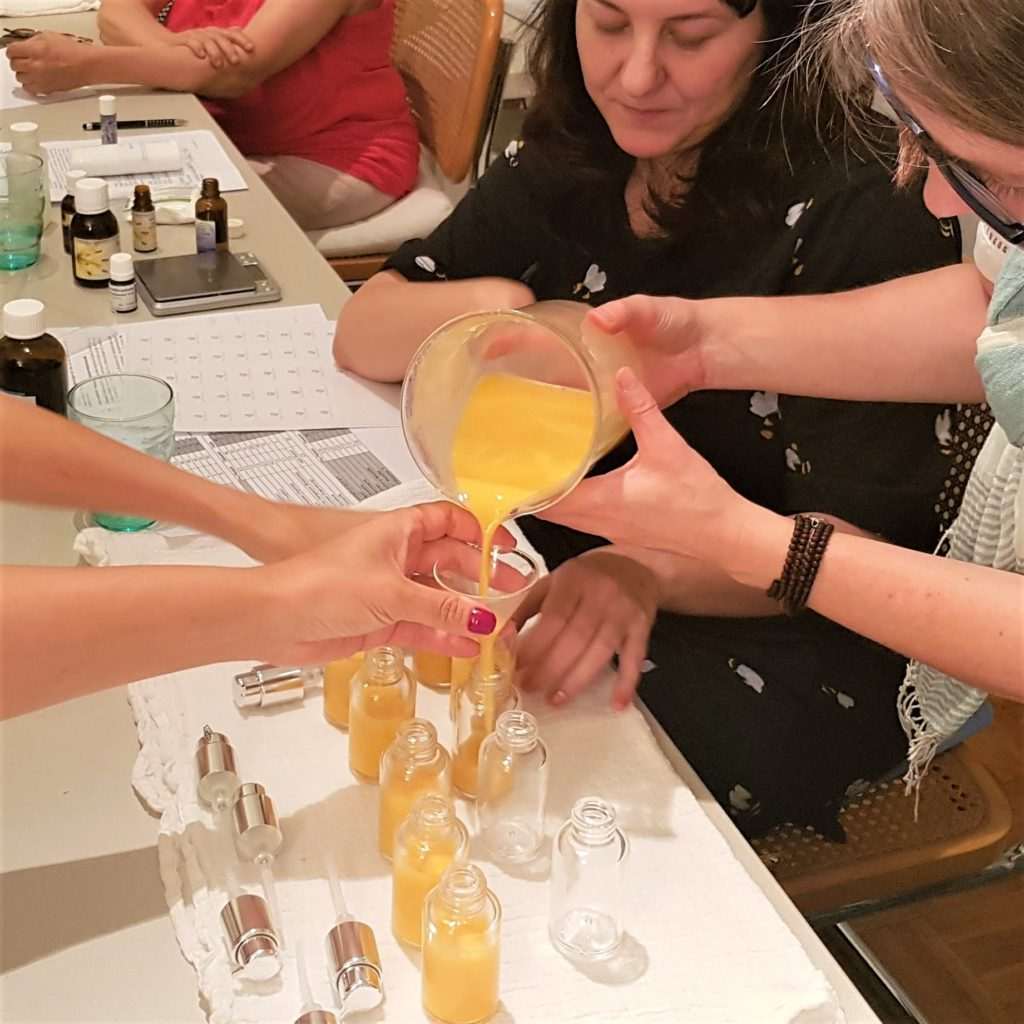 Naturkosmetik Workshop Wien