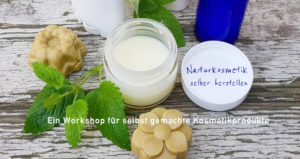 Workshop Naturkosmetik